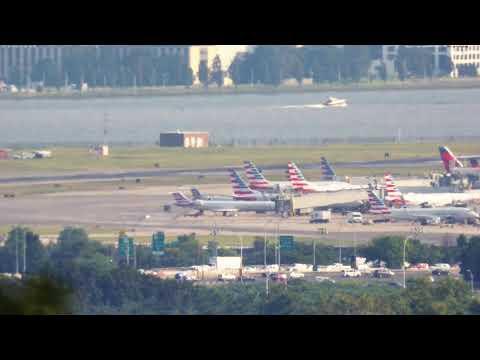 Live Webcam 1 - Reagan National Airport - Washington D.C.