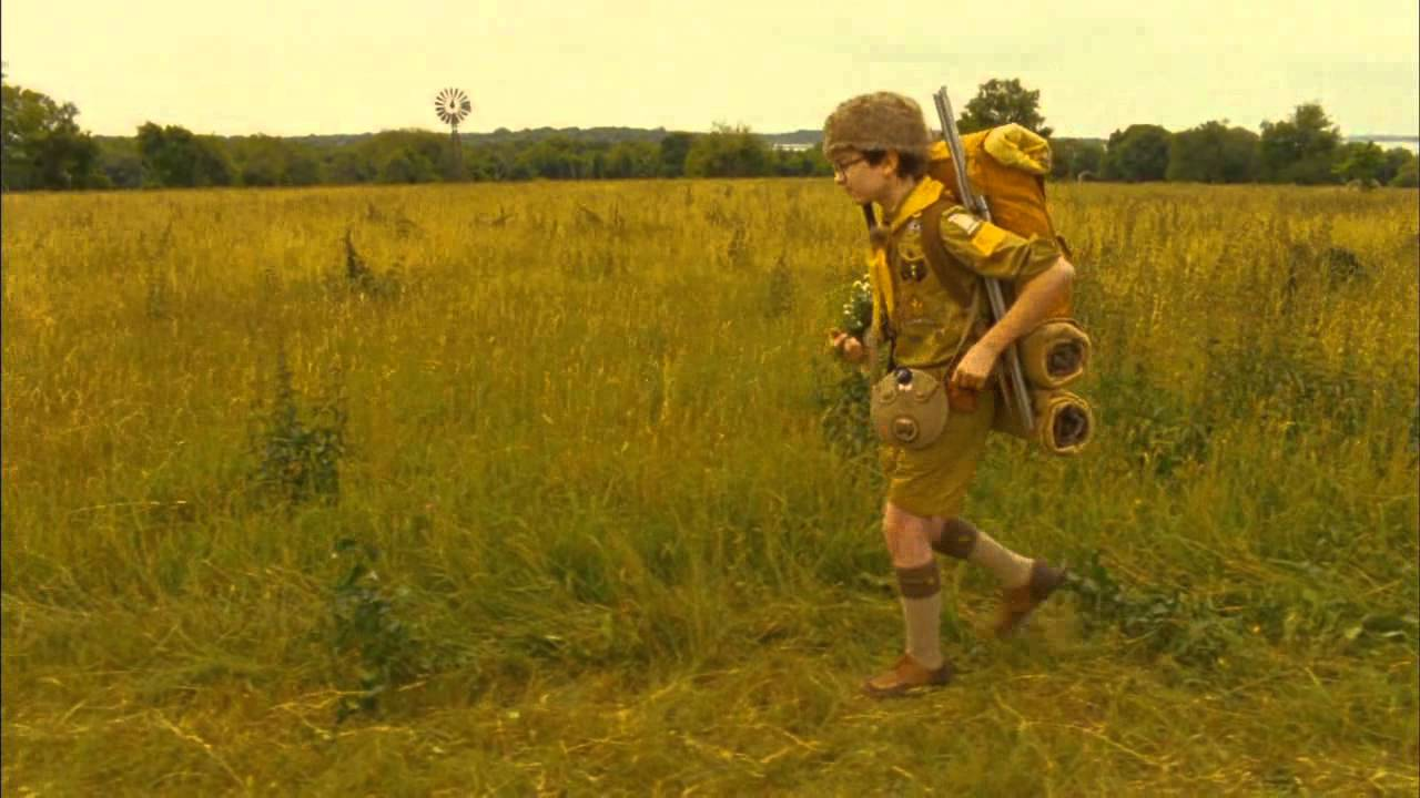 Free Fall Color Wallpaper Moonrise Kingdom Quot Were You Followed Quot Clip Youtube