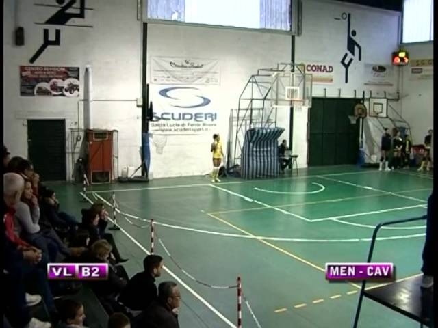 Spes Mentana vs Volley Cave - 1° Set
