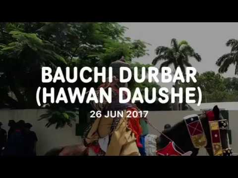 Hawan Daushe 2017 BAUCHI