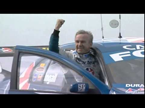 V8 Supercars Flashback - Russell Ingall Champion Celebrations
