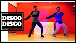 Disco Disco Dance Choreography | A Gentleman | Chirag Bhatt | Hriday Gandhi |Shirley Setia