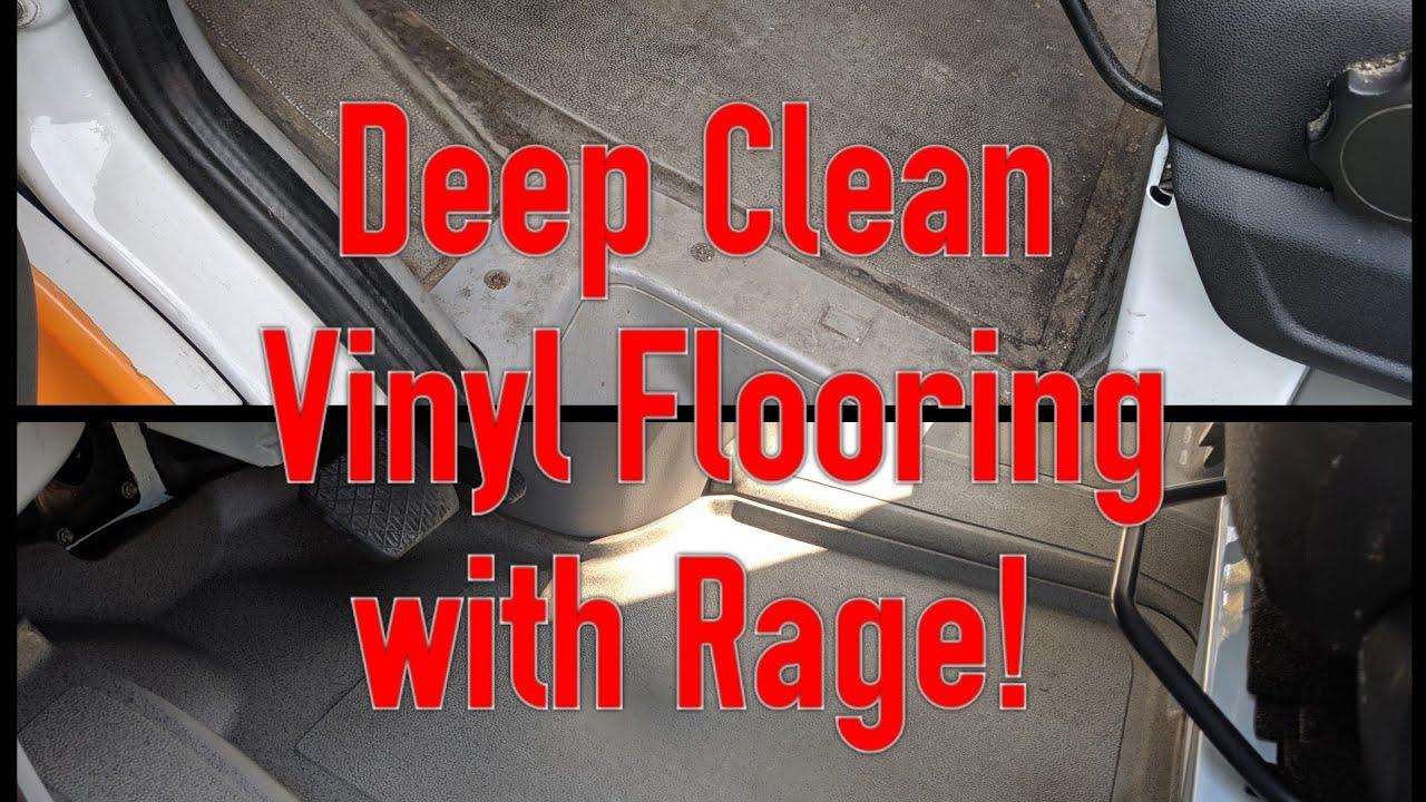 How To Deep Clean Vinyl Flooring Or