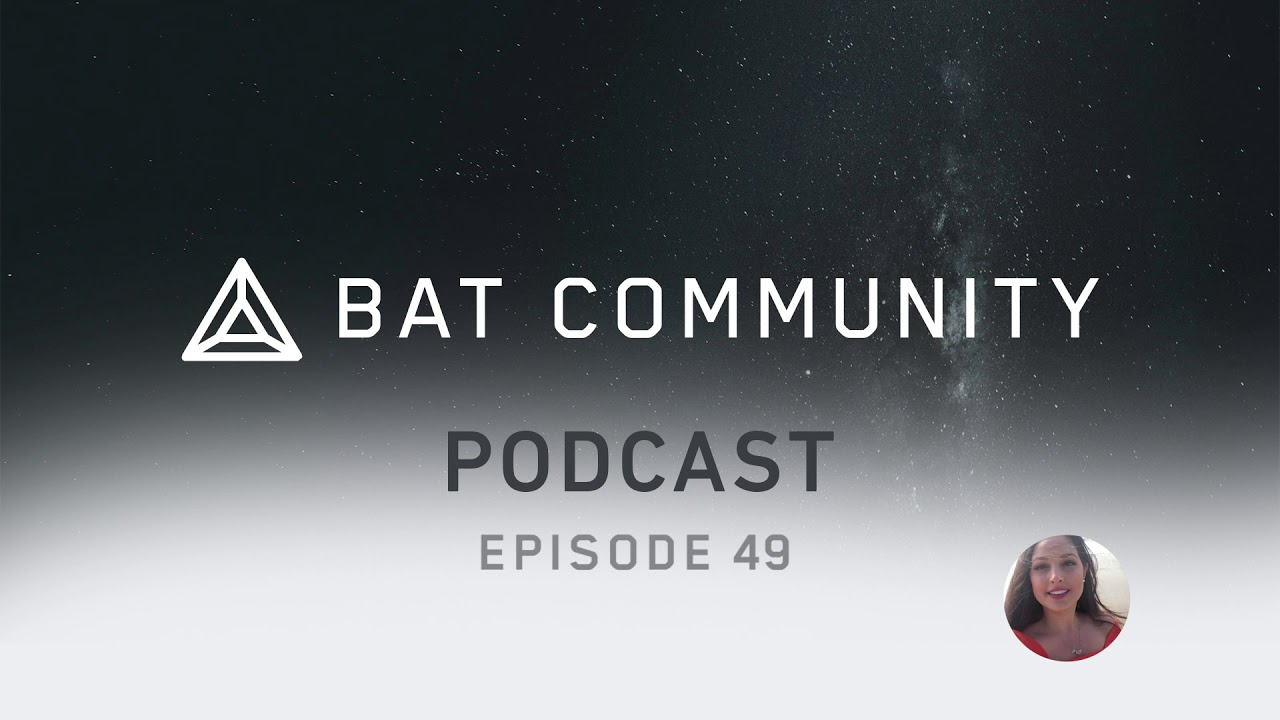 Ep. 49: Effect of blocking trackers on revenue, BAT/Brave CEO on Binance conf, JS Jabber podcast