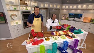 In the Kitchen with David Venable - Behind the Scenes with On-Air Guests