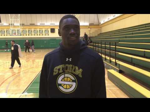 Jabriel Allen Napa Valley College Basketball