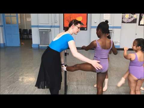 Hallsville School of Ballet Grade 2 - 2017