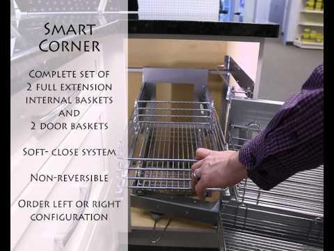 Smart Corner II - Verona Kitchen Accessories by Marathon