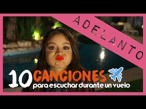 Karol Sevilla I Adelanto I #10CancionesParaEscucharDuranteElVuelo