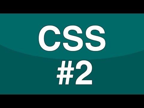 Curso Basico de CSS - 2. Selectores