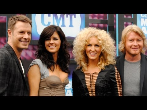Little Big Town on tweeting themselves (Comedy)