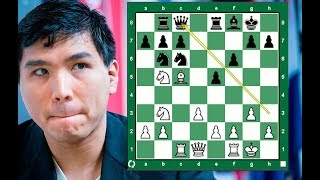 FIDE World Cup 2019: Wesley So vs Duran Vega Sergio. Can You Find How White Wins The Game?