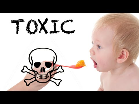 Global Child Abuse - Parents Force Feeding Baby's Toxic Plants - Beyond Veganism