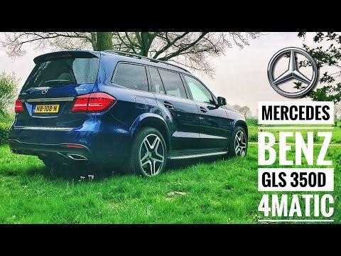 2017 Mercedes Benz GLS Review by AutoTopNL