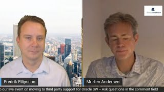 "Fredrik and Morten discuss the ""unknown"" secret to Oracle success"