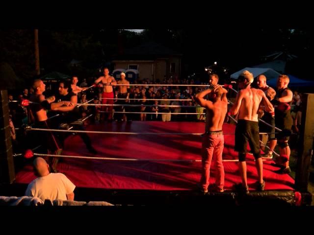 BYB 2015 - Team Rodriguez vs. Team Immortal