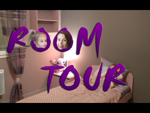 Room Tour De La Chambre D'ellie  Février 2017 !  Youtube