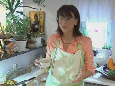 OSNOVI MAKROBIOTIKE - 2 DEO, supa od bundeve, makrobioticki slatkis 01