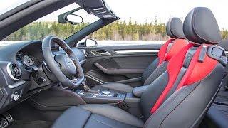 видео Второй Audi A5 Cabriolet