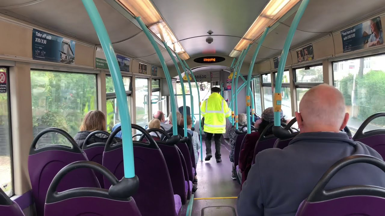 first bus route 25 essex