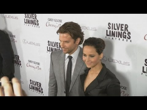 Silver Linings Playbook LA Premiere: Bradley Cooper On How 'incredible' Jennifer Lawrence Is