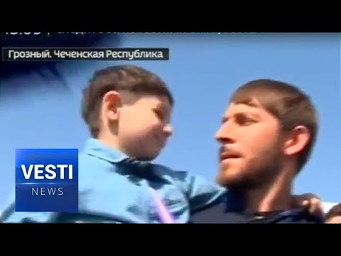 Two Russian Children, Whose Parents Joined ISIS, Were Returned to Grozny