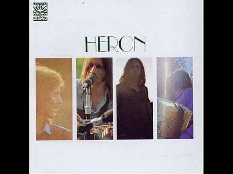 Heron-Yellow Roses 1970