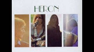 Heron-Yellow Roses 1970