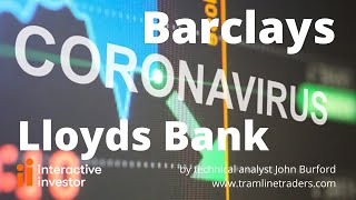 Chart Of The Week: Barclays And Lloyds Bank Shares