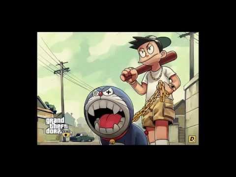 Gta Doraemon
