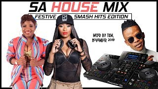South African House Music Mix | 2020 | TNS | Zinhle | Makhadzi |  Sunco | Master KG | Mixed by TKM
