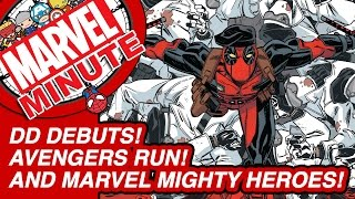 DD Debuts! Avengers Run! And Marvel Mighty Heroes! - The Marvel Minute 2015