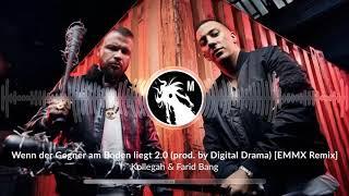 Kollegah & Farid Bang - Wenn der Gegner am Boden liegt 2.0 (prod. by Digital Drama) [EMMX Remix]