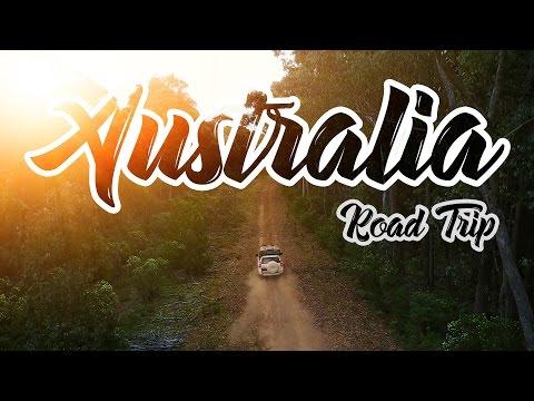 Australia East Coast Road Trip - Cairns to Melbourne