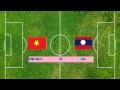 VTV6 trực tiếp ĐT Việt Nam vs ĐT Lào | AFF Suzuki cup 2018 | 19:30