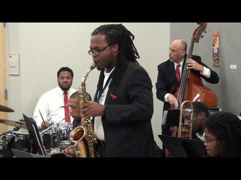 New World Outreach Jazz Orchestra - Nov 19, 2016