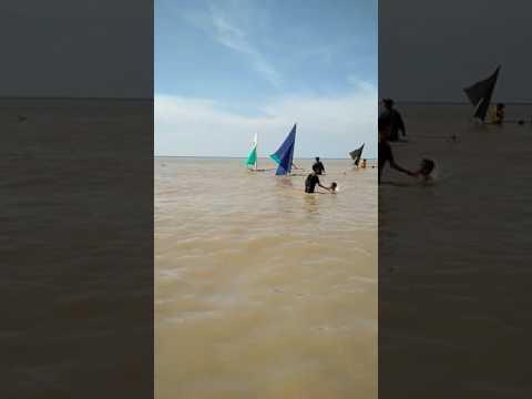 Pantai beting beras kuala merbau