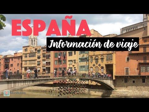 ¿Qué debes saber antes de viajar a España?