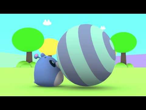 Мультики Руби и Йо-Йо - Воздушные шарики