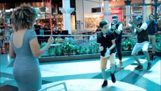 Pedido de Casamento Surpresa | Bruno Mars - Marry You | Flash Mob Tivoli Shopping