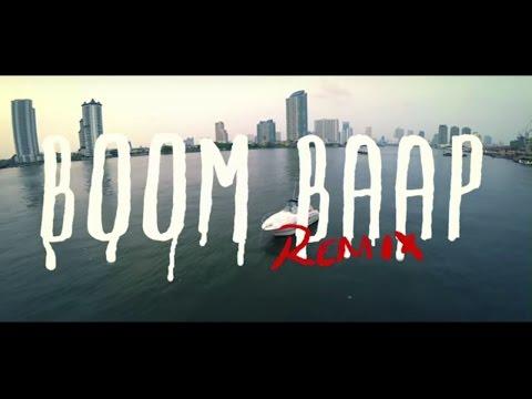 "Dandee - ""Boom Baap! Remix"" Feat. Anarchy, Ryuzo & Nj Henessy (Prod. By A$AP Ty Beats)"