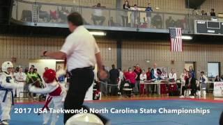 2017 USA Taekwondo North Carolina State Championships
