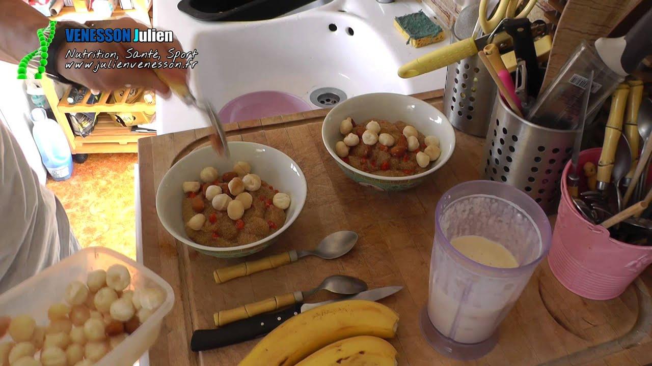 Recette du petit d jeuner de christophe bonnefont julien venesson youtube - Recette pour petit dejeuner ...