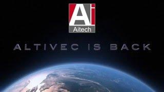 AltiVec is Back - Aitech PowerPC Product Line