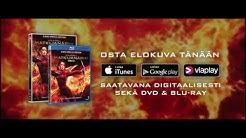 NÄLKÄPELI - MATKIJANÄRHI, OSA 2 omaksi nyt – DVD, Blu-Ray & digitaalisesti!