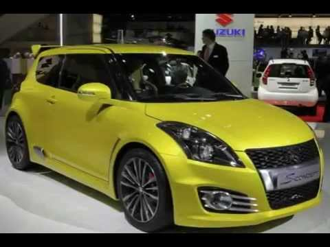 New Suzuki Swift Sport 20142015  YouTube