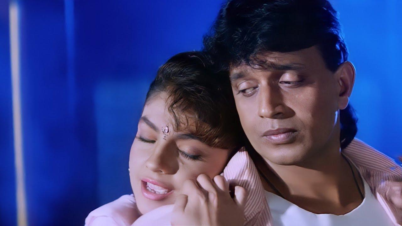 Download Aaj Pehli Baar Dil Ki Baat | Tadipaar | Kumar Sanu | Alka Yagnik | Mithun Chakraborty | Pooja Bhatt