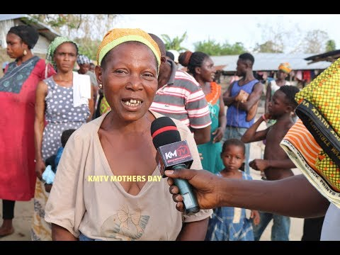 Total Awesome WANAA VILLAGE Burst into tears of joy on MOTHERS DAY