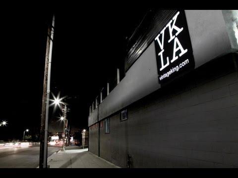 First Look: Vintage King's VKLA Showroom