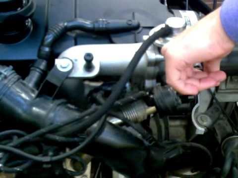 diesel gassto agr ventil voll ge ffnet turboladerpfeifen